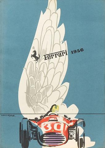 A 1956 Ferrari Yearbook,
