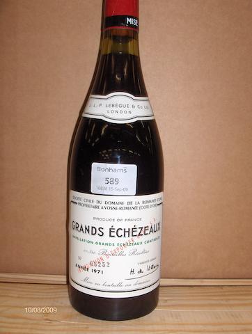 Grands-Echézeaux 1971