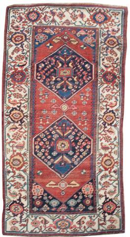 A Bidjar rug Persian Kurdistan, 7 ft 6 in x 4 ft 1 in (229 x 124 cm)