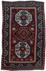 A Lori Pambak rug Central Caucasus, 7 ft 8 in x 5 ft 1 in (234 x 154 cm)
