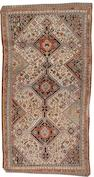A Kashgai rug South West Persia, 8 ft 5 in x 4 ft 3 in (256 x 129 cm)