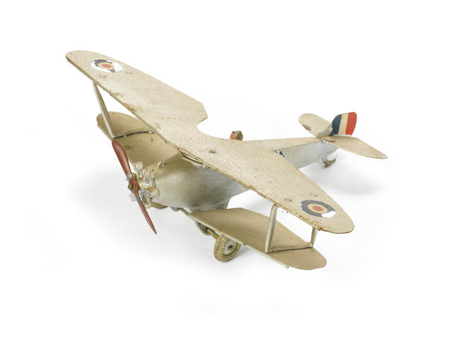Britains set 1521, Royal Air Force Biplane 2