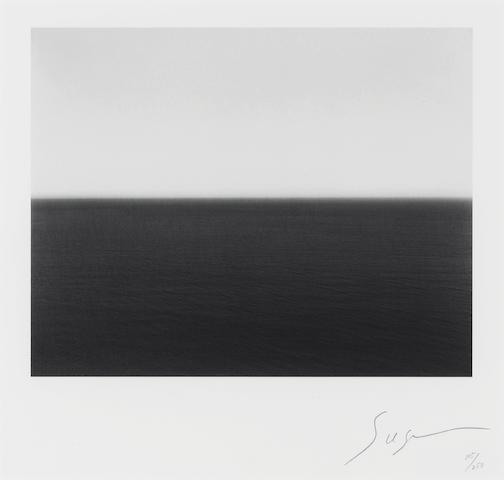 Hiroshi Sugimoto (Japanese, born 1948) 'Seascape'