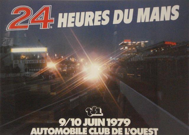 24 Heures du Mans, 1979,