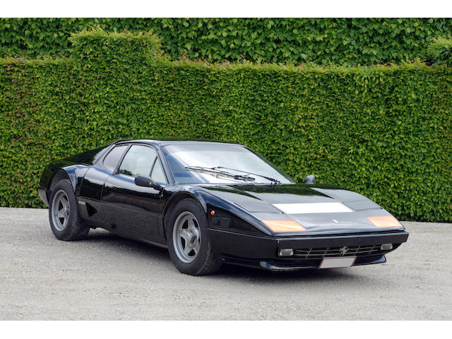 1983 Ferrari  512BBi Berlinetta Boxer  Chassis no. 51333 Engine no. 51333