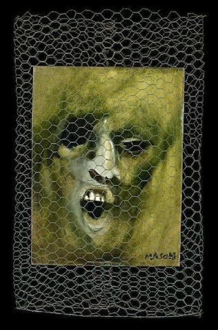 Judith Mason (South African, born 1938) The Scream