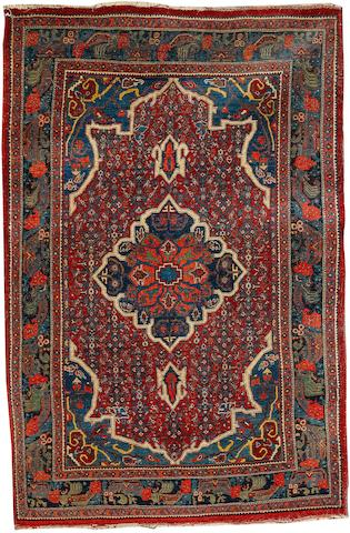 A pair of Bidjar rugs Persian Kurdistan, 6 ft 7 in x 4 ft 4 in (201 x 133 cm)