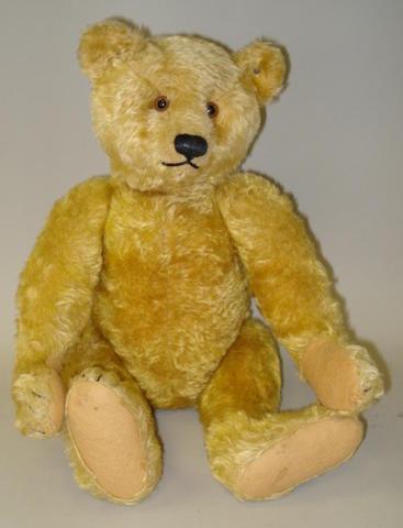 Steiff Teddy bear, 1920's