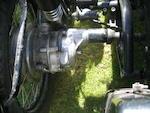 1996 KMZ Dnepr 649cc Cossack 650 sidecar-drive outfit Frame no. 934682 Engine no. 441826
