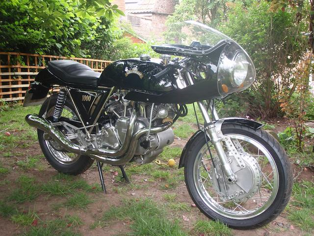 2008 Egli-Vincent 998cc Frame no. E065 Engine no. JMRE0055
