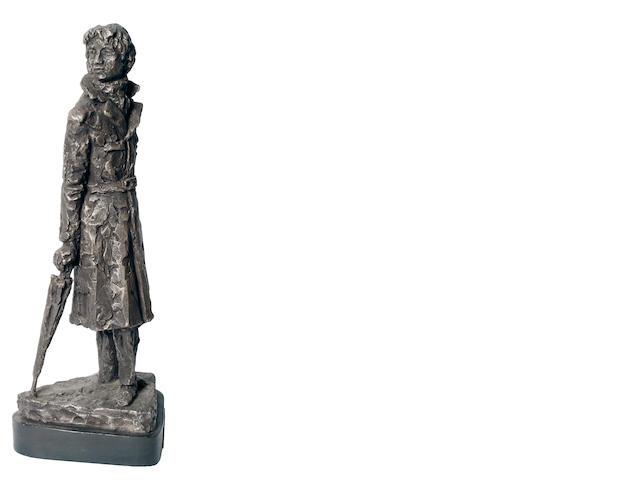 Bernard Rice (Austrian, 1900-1998) The Dandy, 1969 63cm (24 3/4in)(height, including base)
