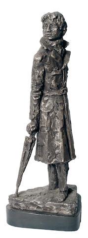 Karin Jonzen (British, 1914-1998) The Dandy, 1969 63cm (24 3/4in)(height, including base)