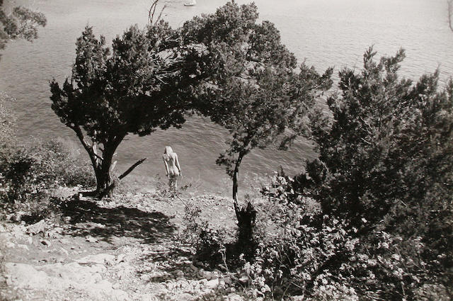 Garry Winogrand (American, 1928-1984) Kleimath river, California
