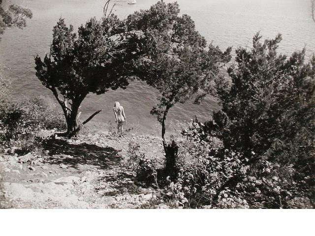 Garry Winogrand (American, 1928-1984) Kleimath river, California