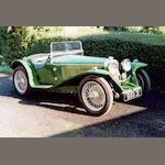 1935 Riley 9 Imp,