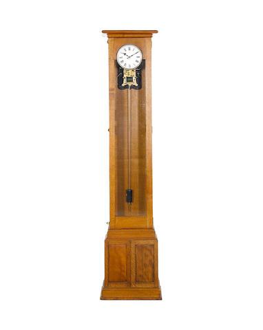 Early Synchronome oak master clock
