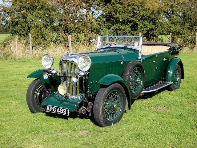 1933 Lagonda 16/80,