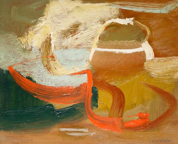 Maurice Cockrill R.A. (British, born 1936) 'Harvest'