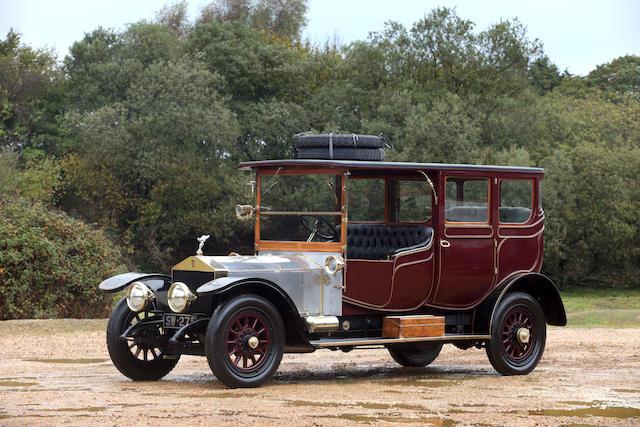 1913 Rolls-Royce 40/50hp Silver Ghost Open Drive Limousine,