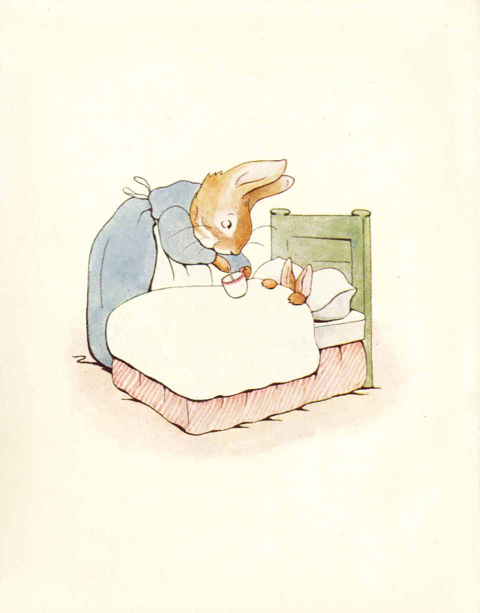 POTTER (BEATRIX) The Tale of Peter Rabbit, PRIVATELY PUBLISHED FIRST EDITION