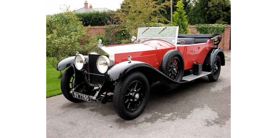 By order of the Executors of the late Peter Smith-Stafford,1925 Beverley-Barnes 30/90hp 4,826cc Five Seat Tourer  Chassis no. 205 Engine no. 205