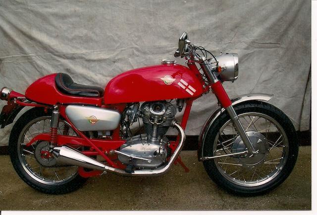 1969 Ducati Monza,