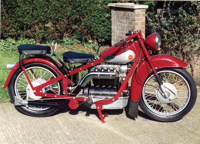 1939 Nimbus 746cc Sports,