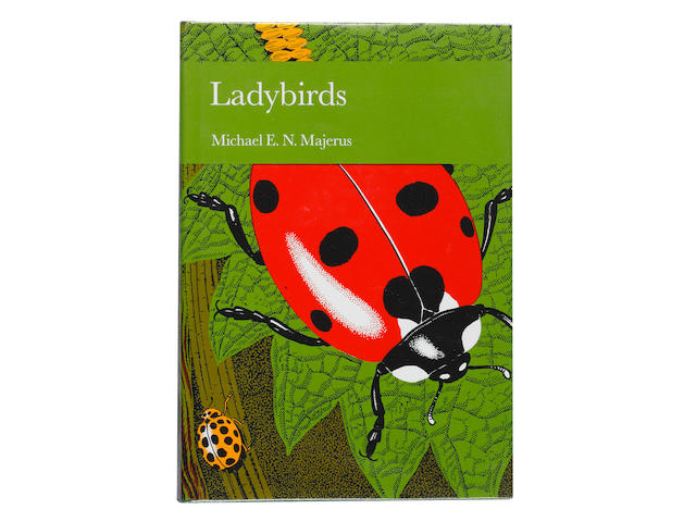 NEW NATURALIST MAJERUS (MICHAEL E.N.) Ladybirds