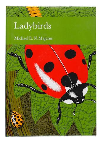 NEW NATURALIST MAJERUS (MICHAEL E.N.) Ladybirds