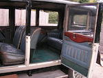 1924 Sunbeam 20/60hp Saloon,