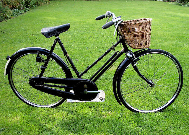 1951 Rudge Whitworth Ladies Cycle,