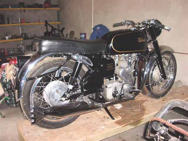 1962 Velocette Viper,