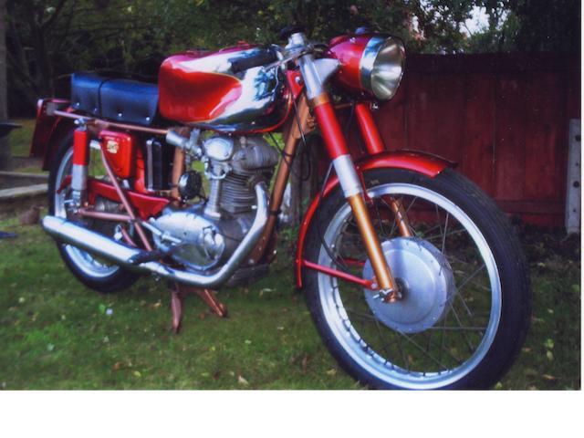 1960 Ducati 175 Silverstone,