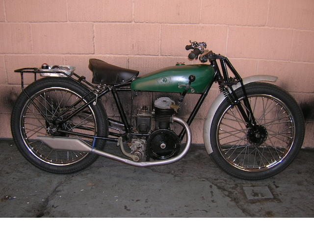 1930 Royal Enfield 203 Sport,