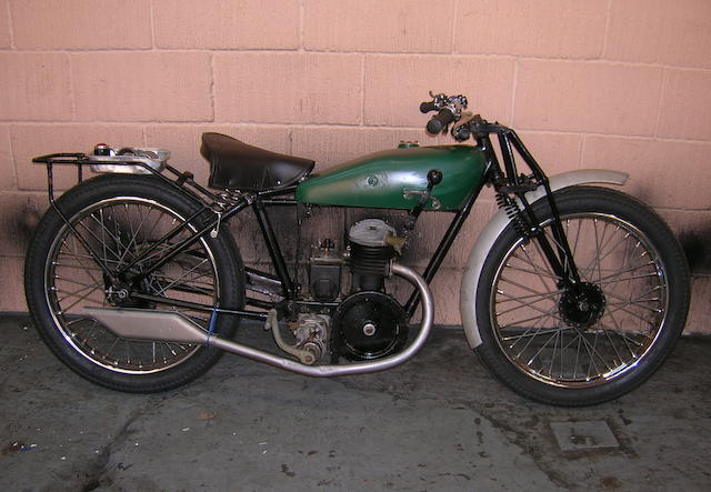 1928 Royal Enfield  225cc Model 203 Sport Engine no. Z 809