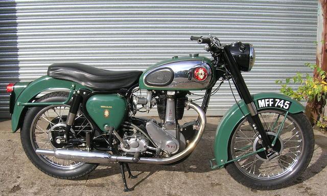 1960 BSA B31,