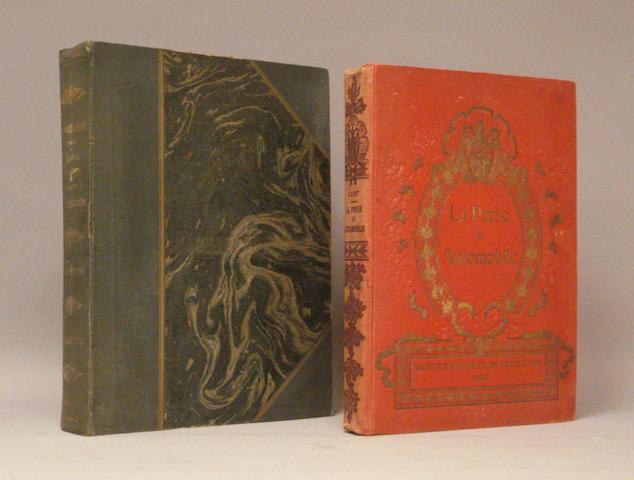 Claude Anet: La Perse en Automobile, 1906,