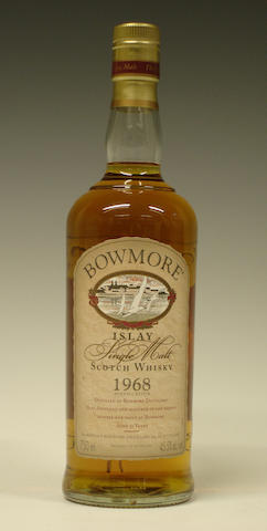 Bowmore 50th Anniversary-32 year old-1968 (2)