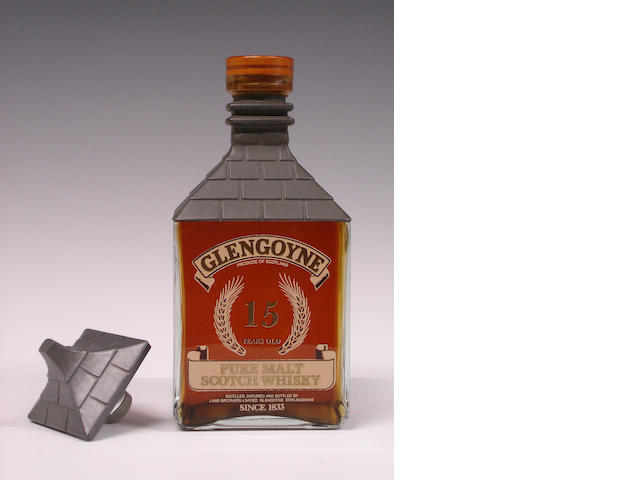 Glengoyne The Kiln Decanter-15 year old