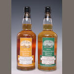 Bladnoch-19 year old-1980Mosstowie-21 year old-1976