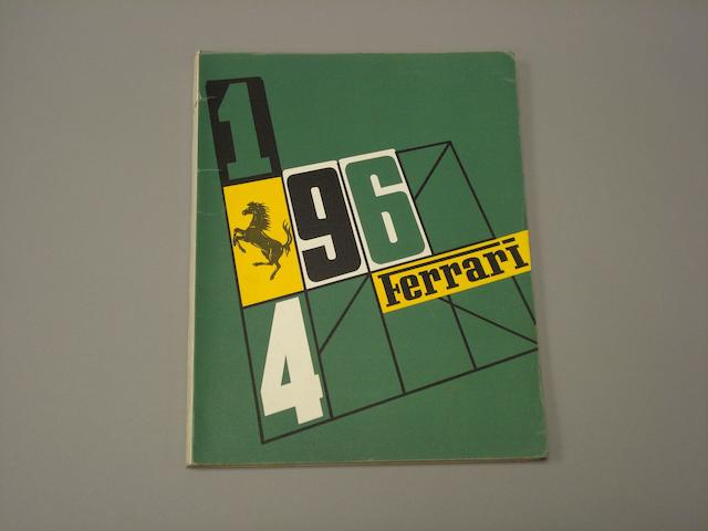 A 1964 Ferrari Yearbook,