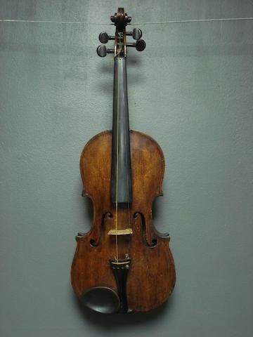 A Tyrolean Violin, circa 1900 (3)