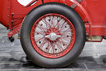 1932 Alfa Romeo 8C 2300 aux specifications Monza, Chassis no. 2111037
