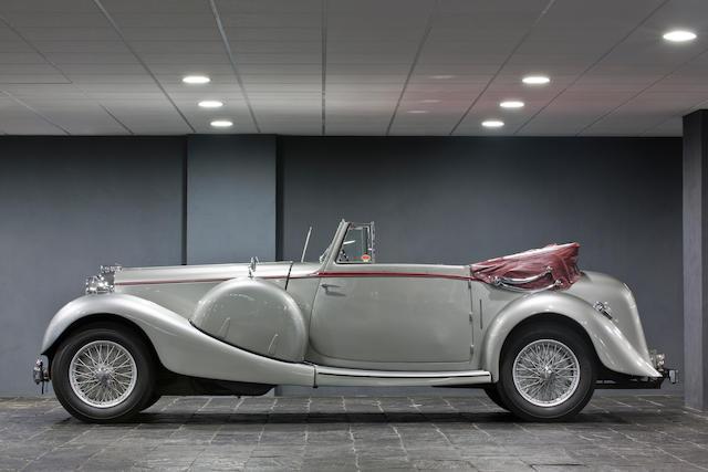 No reserve, 1936 Lagonda LG45 drop head coupe  Chassis no. 12103