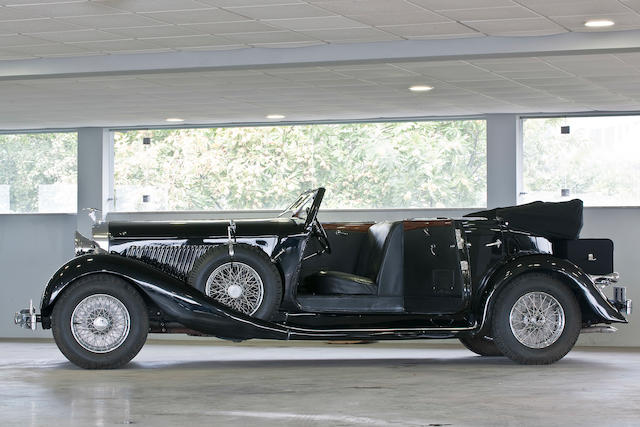 Hispano Suiza H6C 8 Liter by Fiol torpedo,