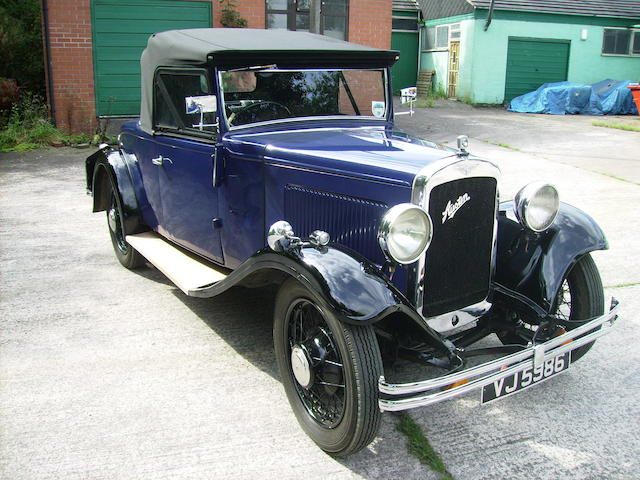 1934 Austin Light Twelve Four,