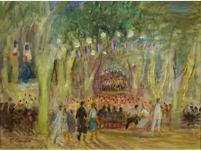 Charles Camoin (French, 1879-1965) Fête du 14 Juillet