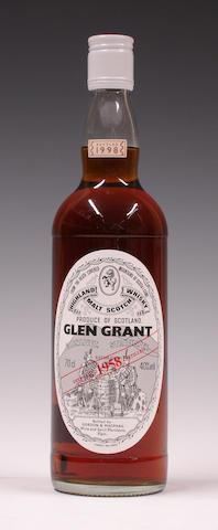 Glen Grant- 1958