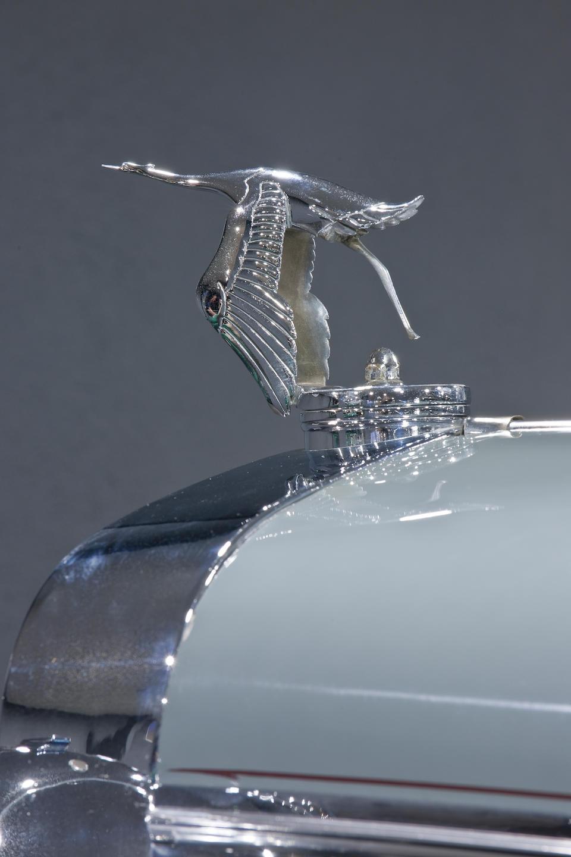 2401934 Hispano-Suiza HS26 torpédo tous-temps Felber, Chassis no. 7082