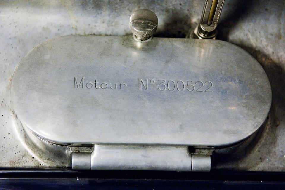 1922 Hispano-Suiza H6 Coupé-Chauffeur Landaulet Chapron,